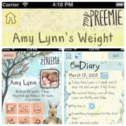 MyPreemie App for Parents